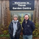 Thirsk Garden Centre, Helen and Joe Joyce