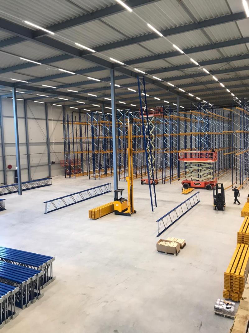 Bosrand Trading Group - Warehouse
